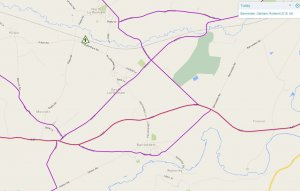 Barrowden Gritting Routes